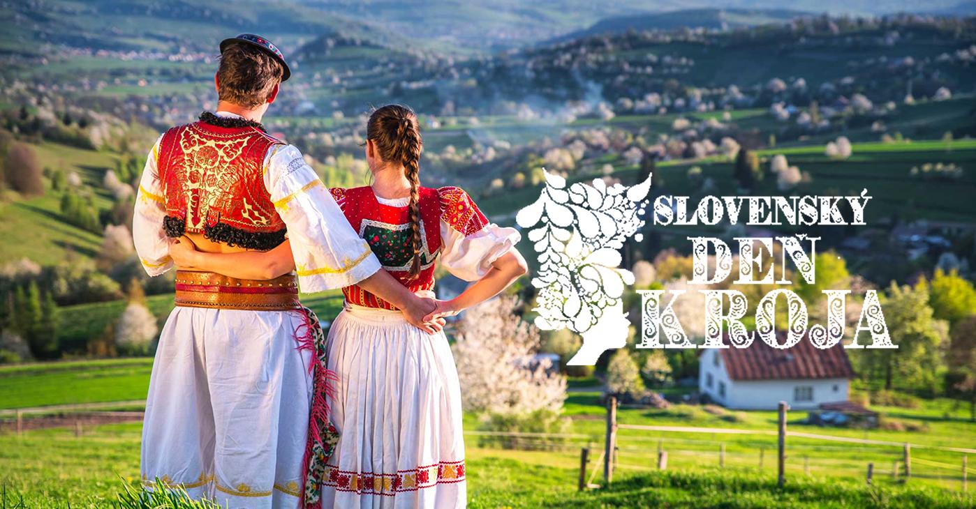 Slovensky DEŇ KROJA